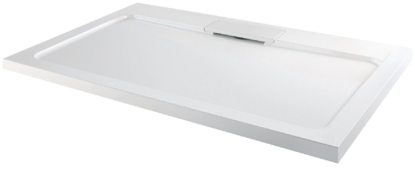 Edge - Rectangular shower Tray ABS